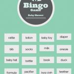 FREE Printable Baby Bingo Game