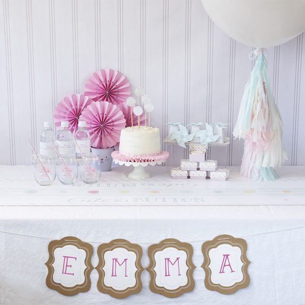 cute-as-a-button-baby-shower-decoration-kit