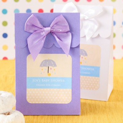 little umbrella baby shower bags