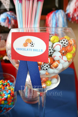 All Star Sports Themed Baby Shower ideas Baby Shower Ideas