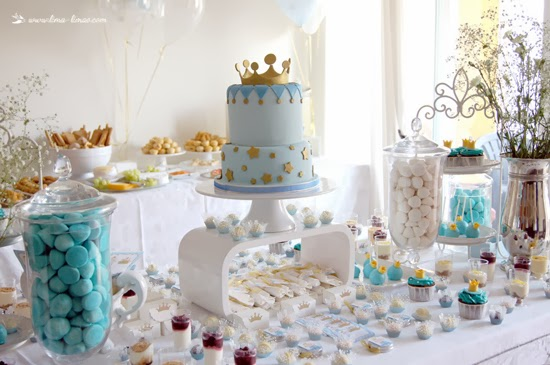 Little prince baby shower ideas baby shower ideas for A new little prince baby shower decoration kit