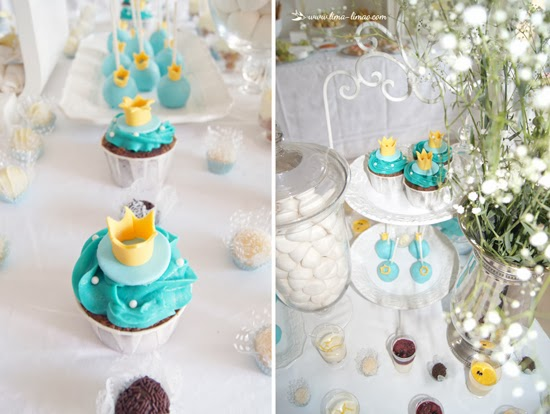 Prince Theme Baby Shower Ideas