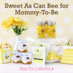 What Will it Bee Themed Baby Shower Ideas