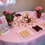 Amanda's Woodland Baby Shower Party
