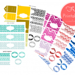 FREE Baby Shower Printables | Party Packs | Digital Papers