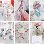 Shabby & Chic Baby Shower Theme Ideas