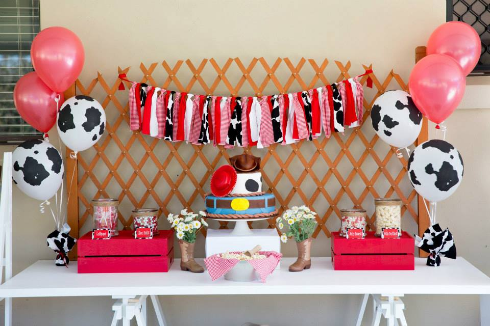 Country Birthday Party Baby Shower Ideas Themes Games