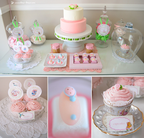 photos pink vintage inspired baby shower ideas rustic baby shower