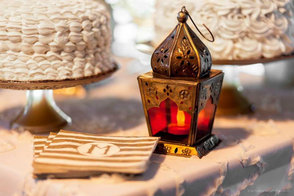 Golden Moroccan Baby Shower Ideas - Baby Shower Ideas and ...