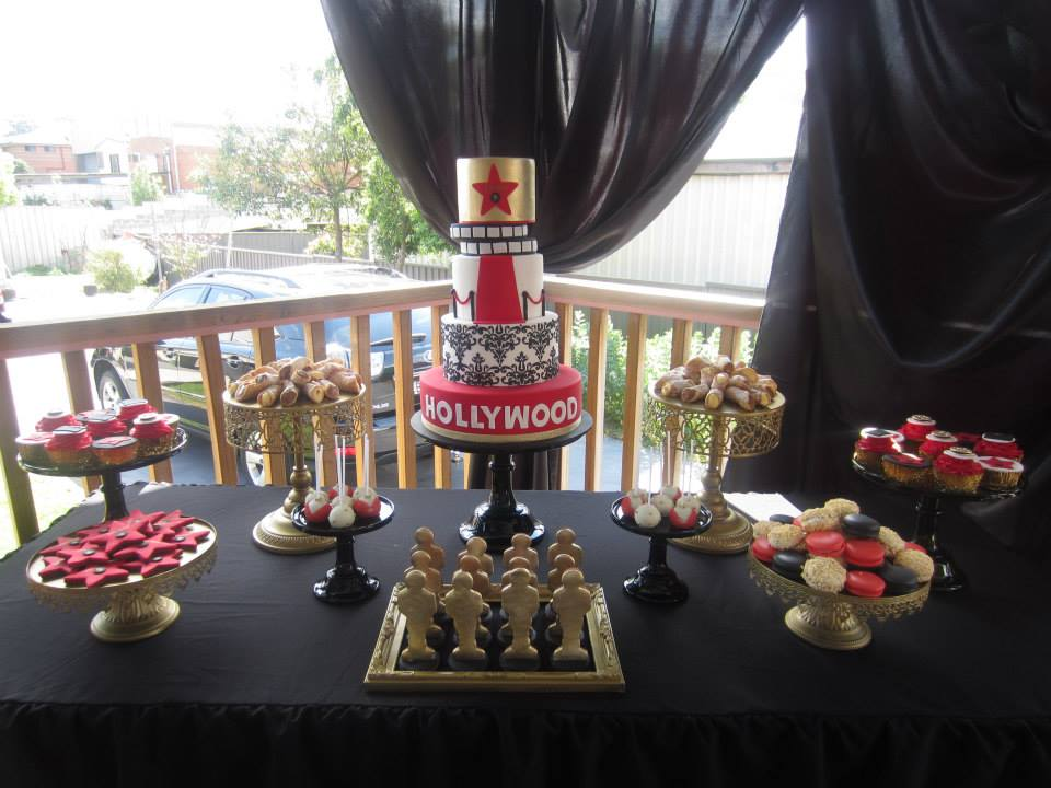A Hollywood Themed Party Baby Shower Ideas Themes Games
