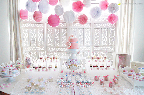 Pink Ballerina Party Ideas For S