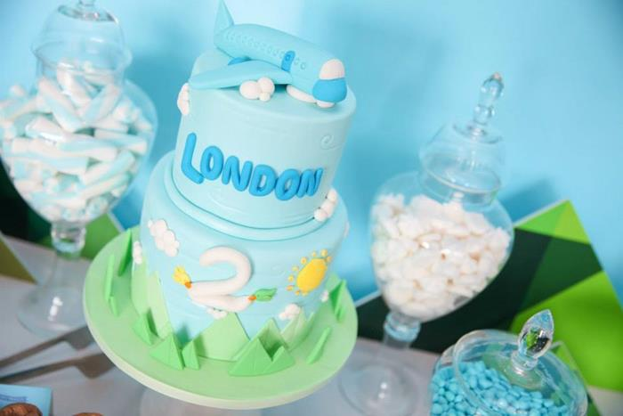 Airplane themed baby shower ideas baby shower ideas and for Airplane baby shower decoration ideas