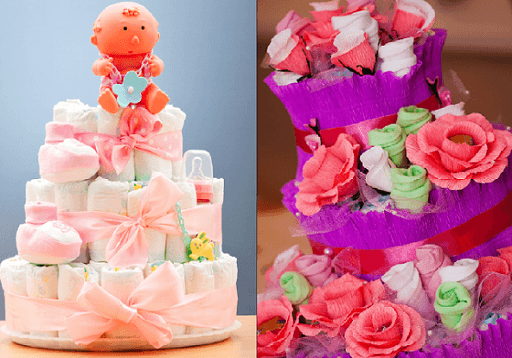 baby-shower-Diaper-cakes