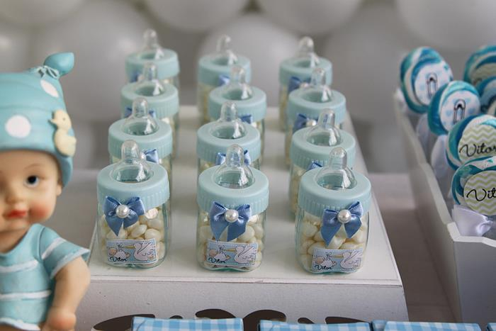 sweet little boy baby shower party  baby shower ideas  themes, Baby shower