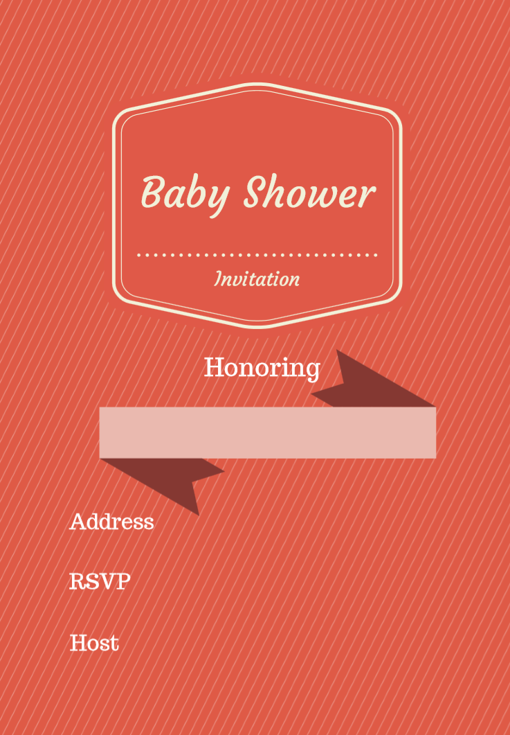 free baby shower invitation girl baby shower ideas themes games