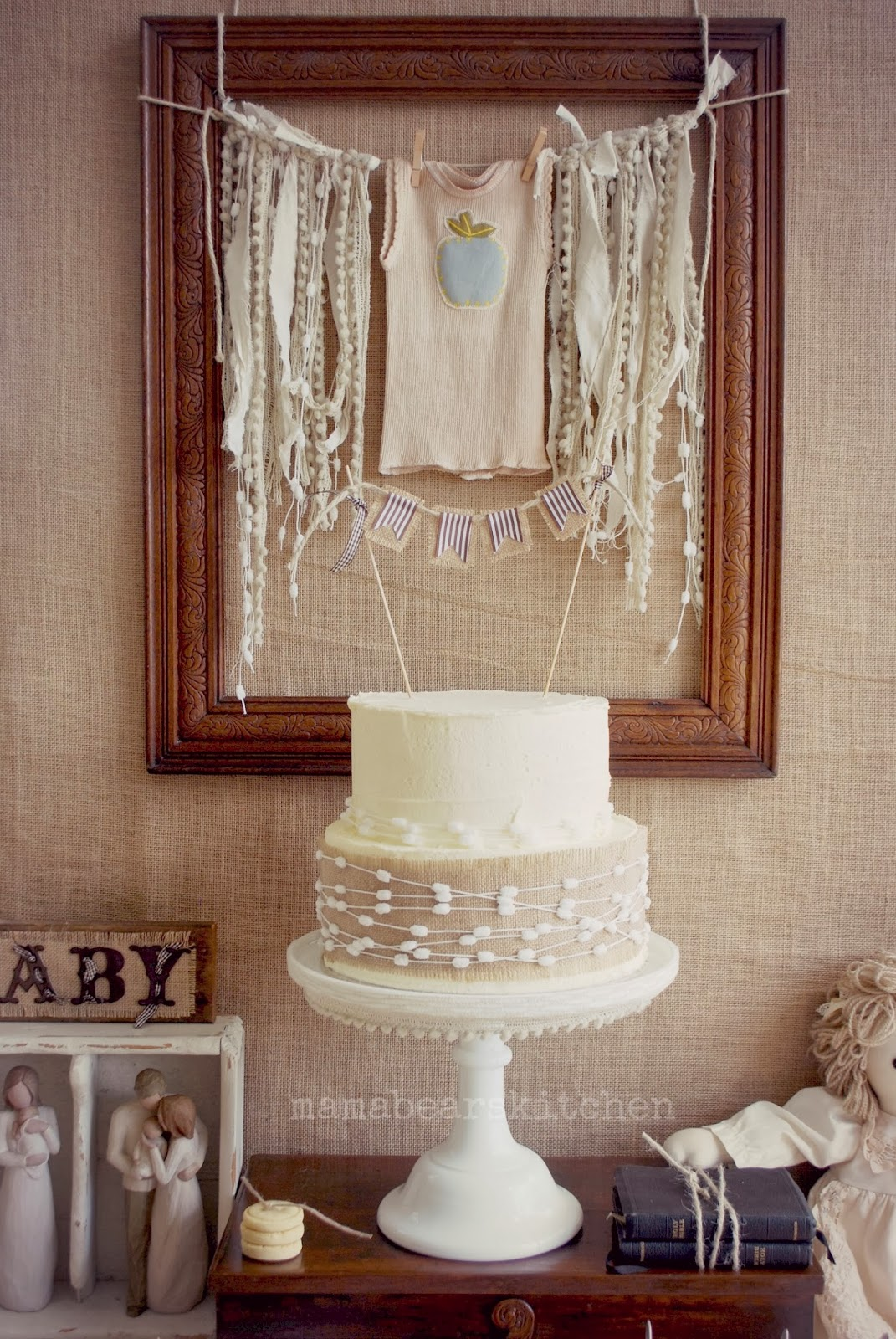 You May Also Like : Chanel Inspired Baby Shower