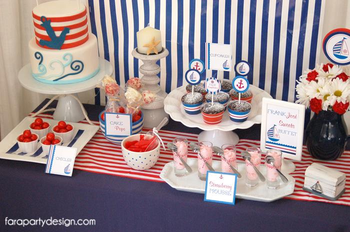 nautical 5 baby shower ideas themes games