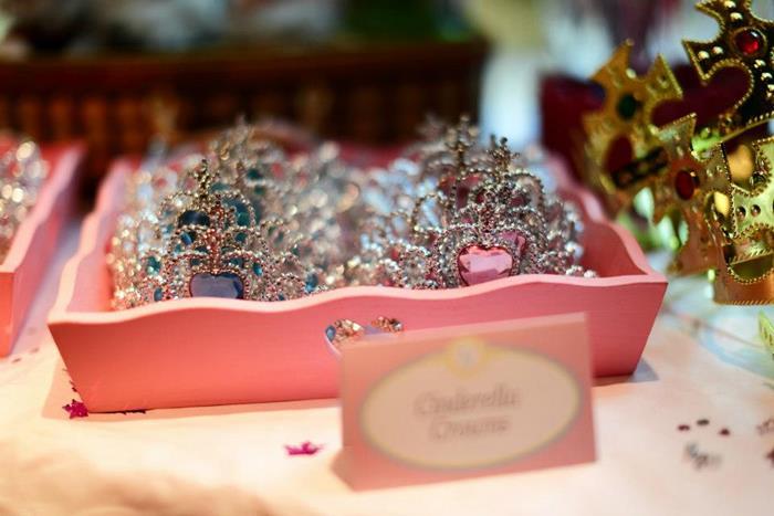 Fairy Tale Princess Baby Shower Theme Ideas