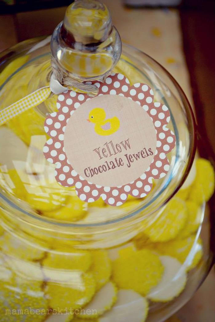 baby shower food ideas baby shower ideas yellow theme