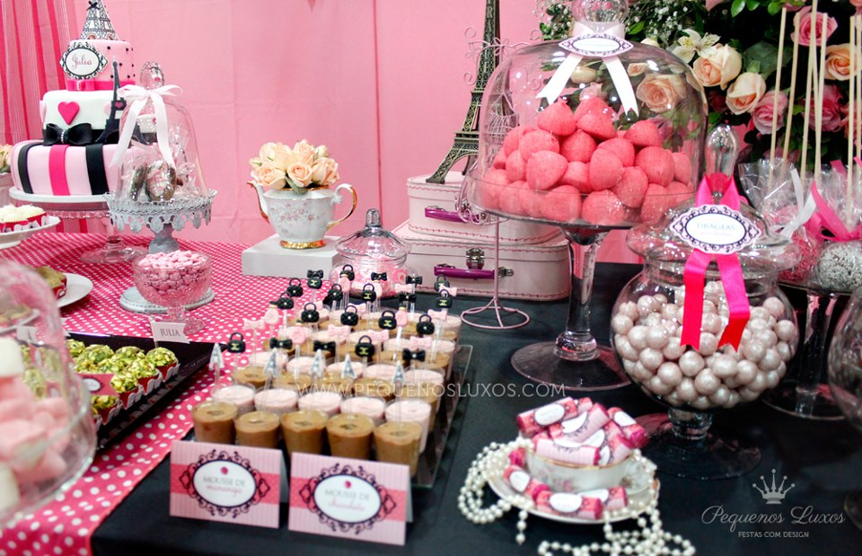 Marvelous ... Paris Baby Shower Ideas For A Girl Or A Boy ...