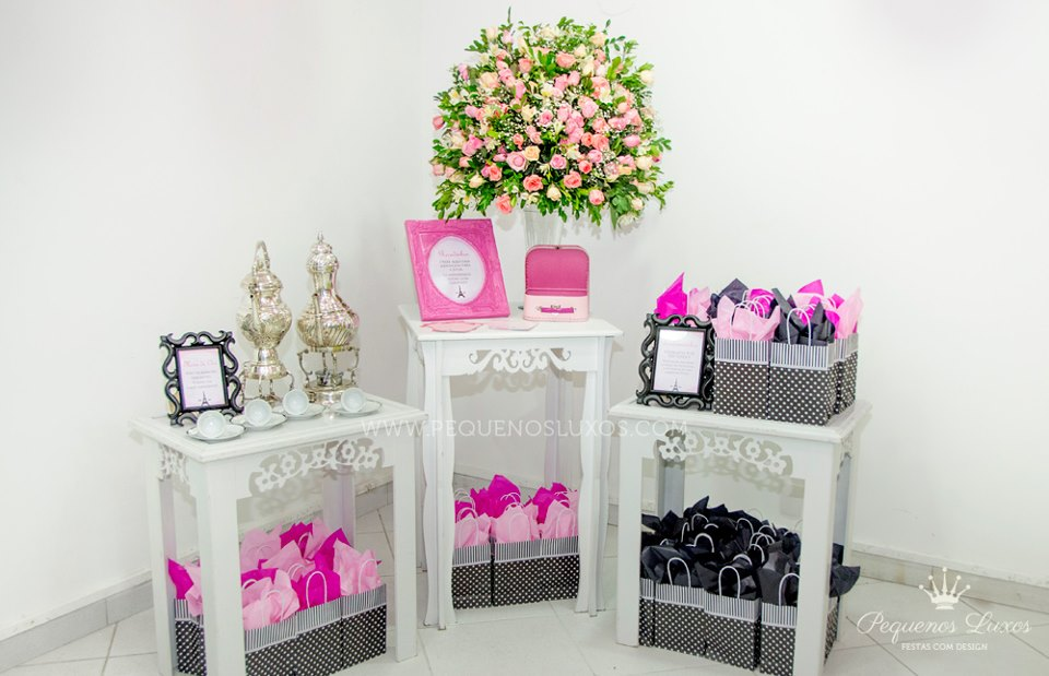 Paris Baby Shower Ideas For A Girl Or A Boy ...