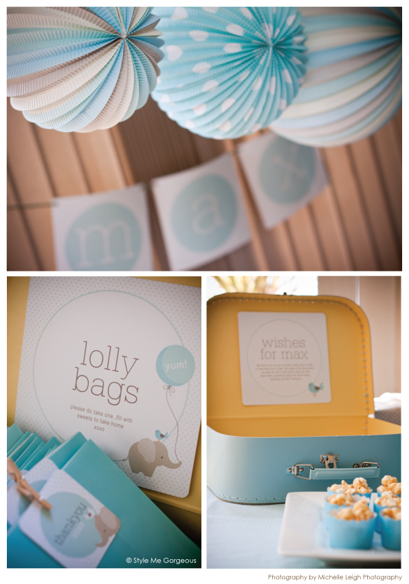 baby boy elephant naming party baby shower ideas themes games