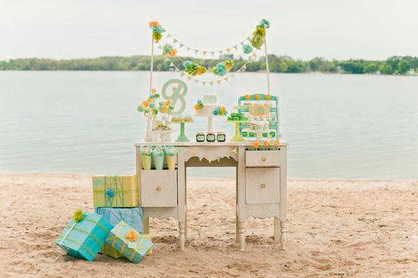 beach gender neutral baby shower baby shower ideas
