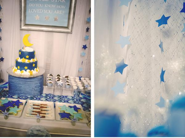Twinkle Twinkle Little Star Baby Shower Baby Shower Ideas Themes