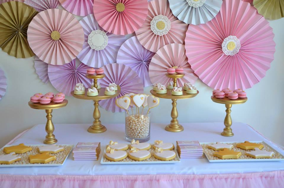 princess tea party baby shower  baby shower ideas and shops, Baby shower invitation