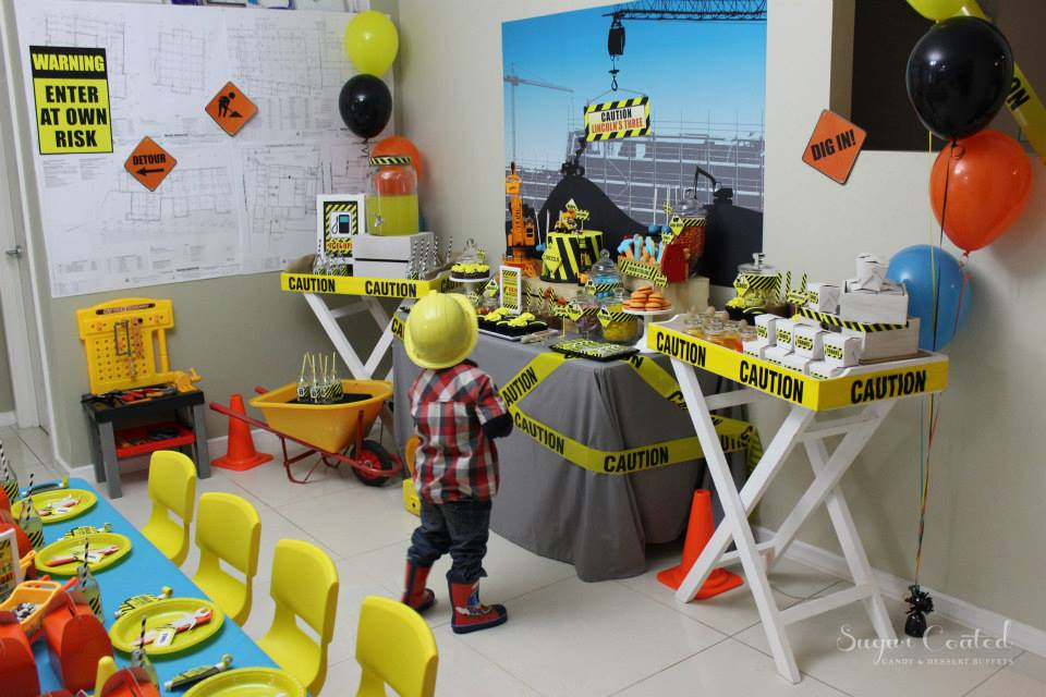 & Construction Baby Shower - Baby Shower Ideas and Shops