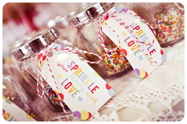 sprinkle party baby shower ideas themes games