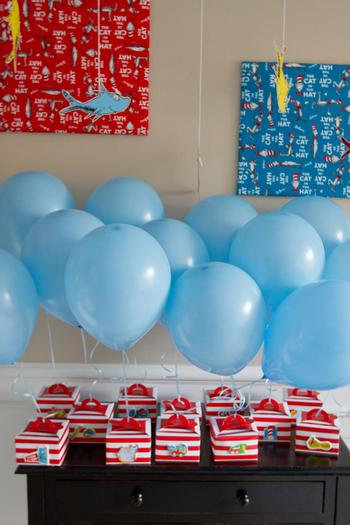 Cat In The Hat Party Ideas Baby Shower Ideas Themes
