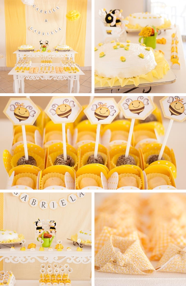 Honey Bee Baby Shower Baby Shower Ideas Themes Games