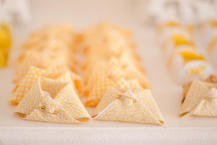 Honey Bee Baby Shower Ideas Napkin Diapers