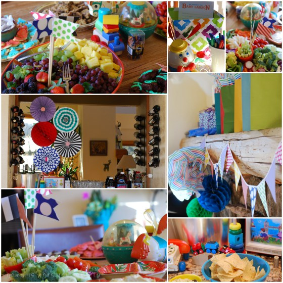 Snail Shower Design Ideas: Snips And Snails And Puppy Dog Tails Baby Shower