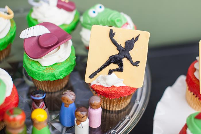 Peter Pan Themed Party Baby Shower Ideas Themes Games