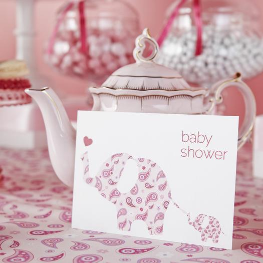 Pink Elephant Themed Baby Shower Theme Ideas For Girls, Boys, Gender  Neutral, Gender