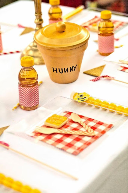 100 Acre Wood Party With Winnie The Pooh Friends Baby