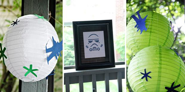 star wars baby shower, baby sprinkle ideas via babyshowerideas4u paper ...