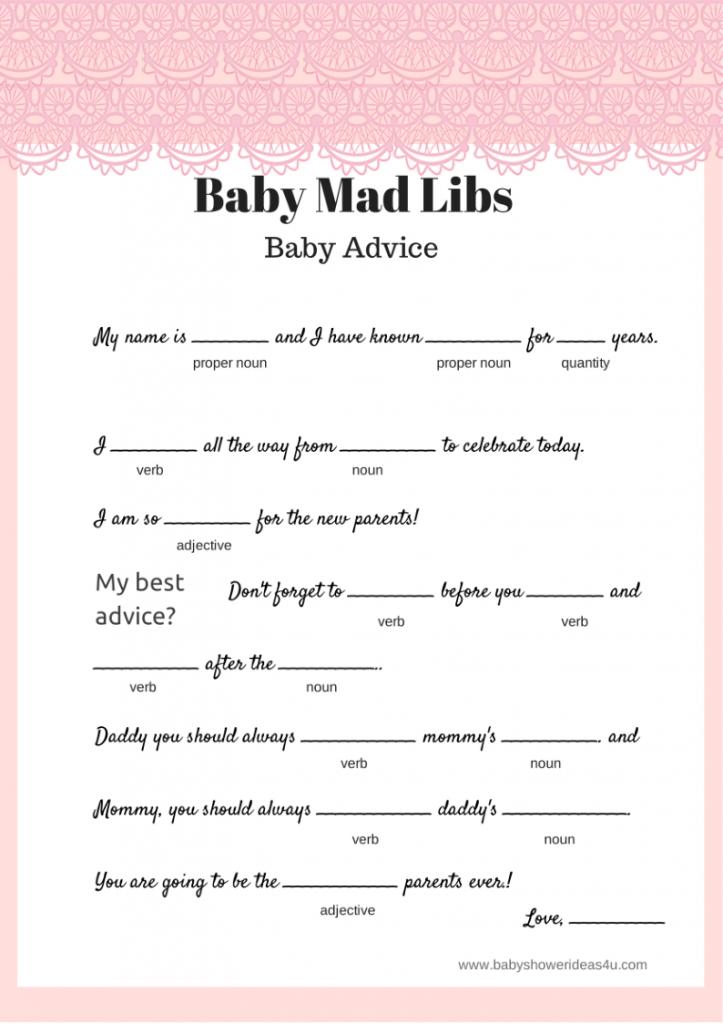 Shabby Amp Chic Baby Shower Theme Ideas