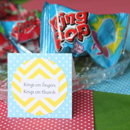 Ring Pop Wedding Favors Image collections Wedding Decoration Ideas