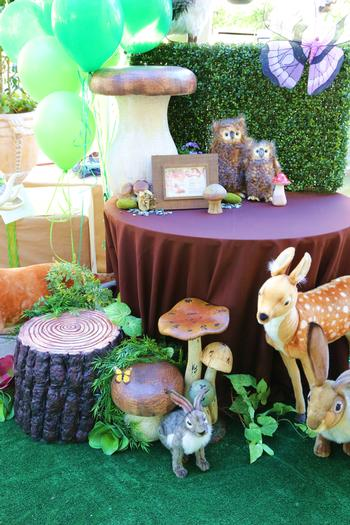 Spring Bambi Baby Shower Baby Shower Ideas Themes Games