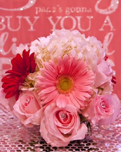 baby glam shower ideas via babyshowerideas4u lovely dessert table so stunning, signature table, florals
