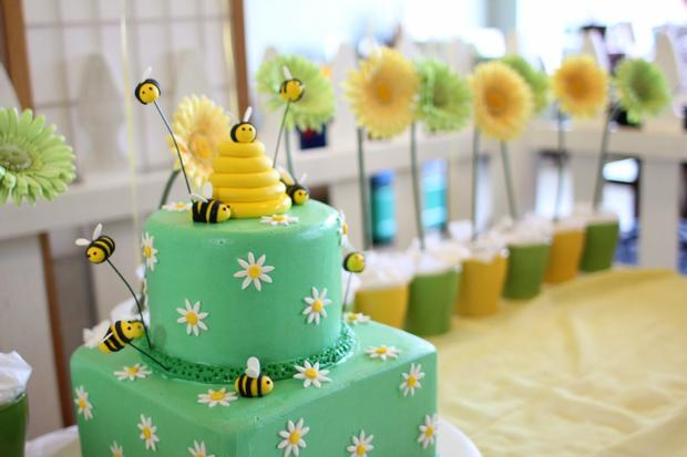 Styling U0026 Printable U2013 Alex Of Enchanted Events And Design Bumble Bee Birthday Party
