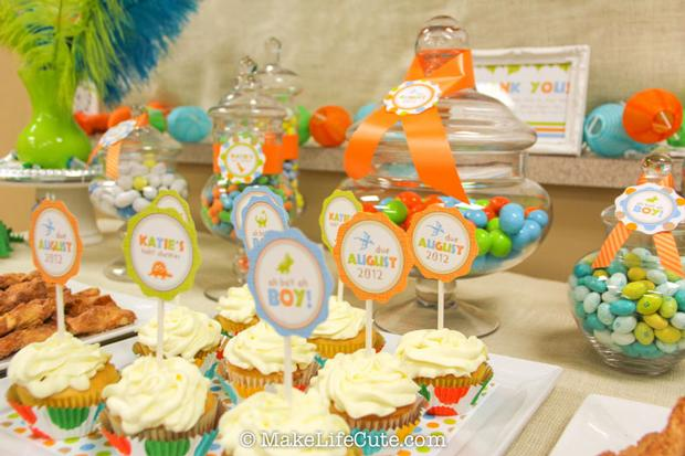 dinosaur themed baby shower baby shower ideas themes games