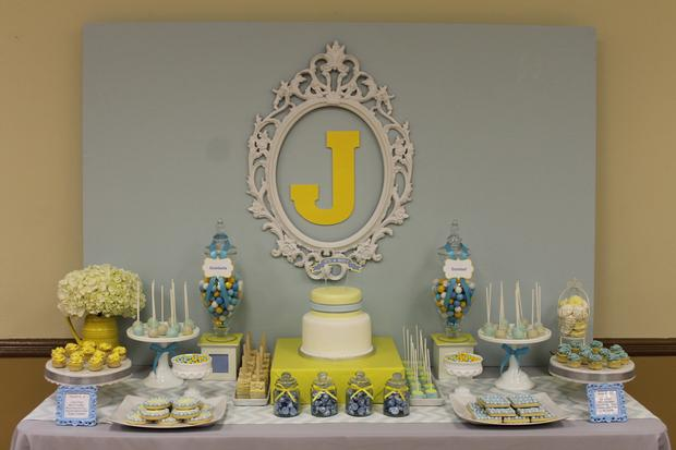 gray blue yellow baby shower baby shower ideas themes games