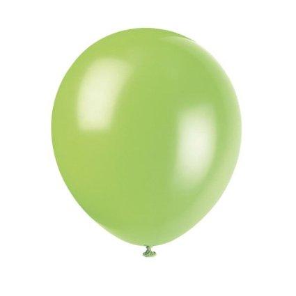 pea green balloon