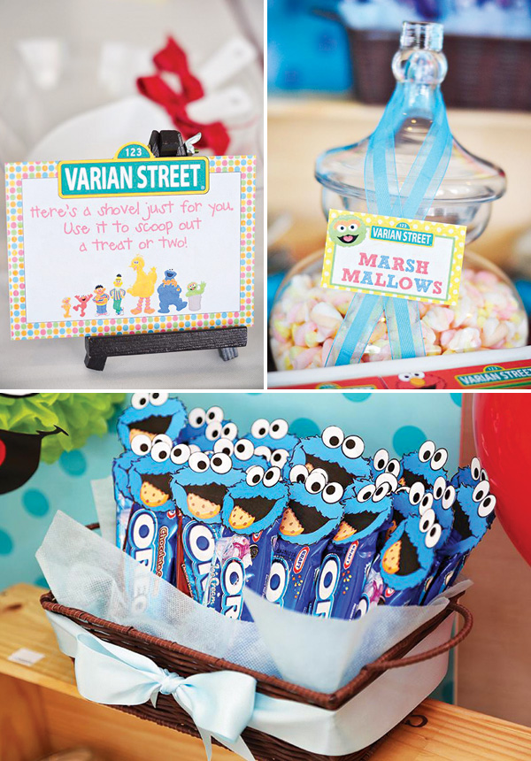 pics photos home baby shower ideas sesame street baby shower