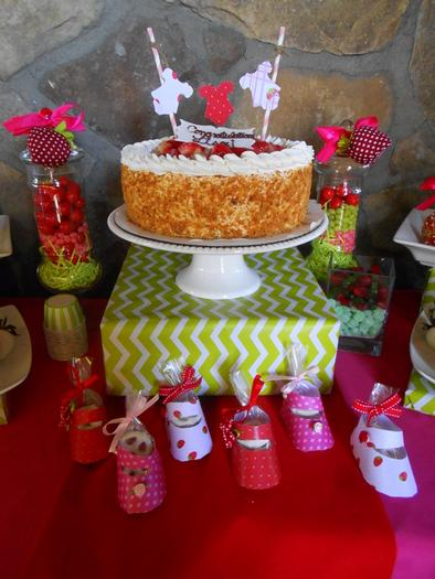Strawberry Themed Baby Shower Baby Shower Ideas Themes
