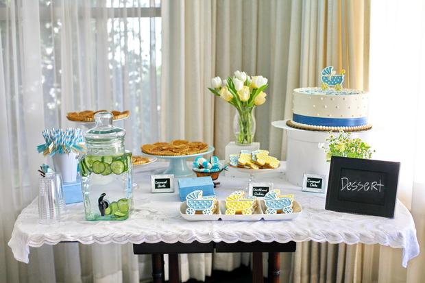 Summertime Outdoor Baby Shower Ideas By Alyona 1